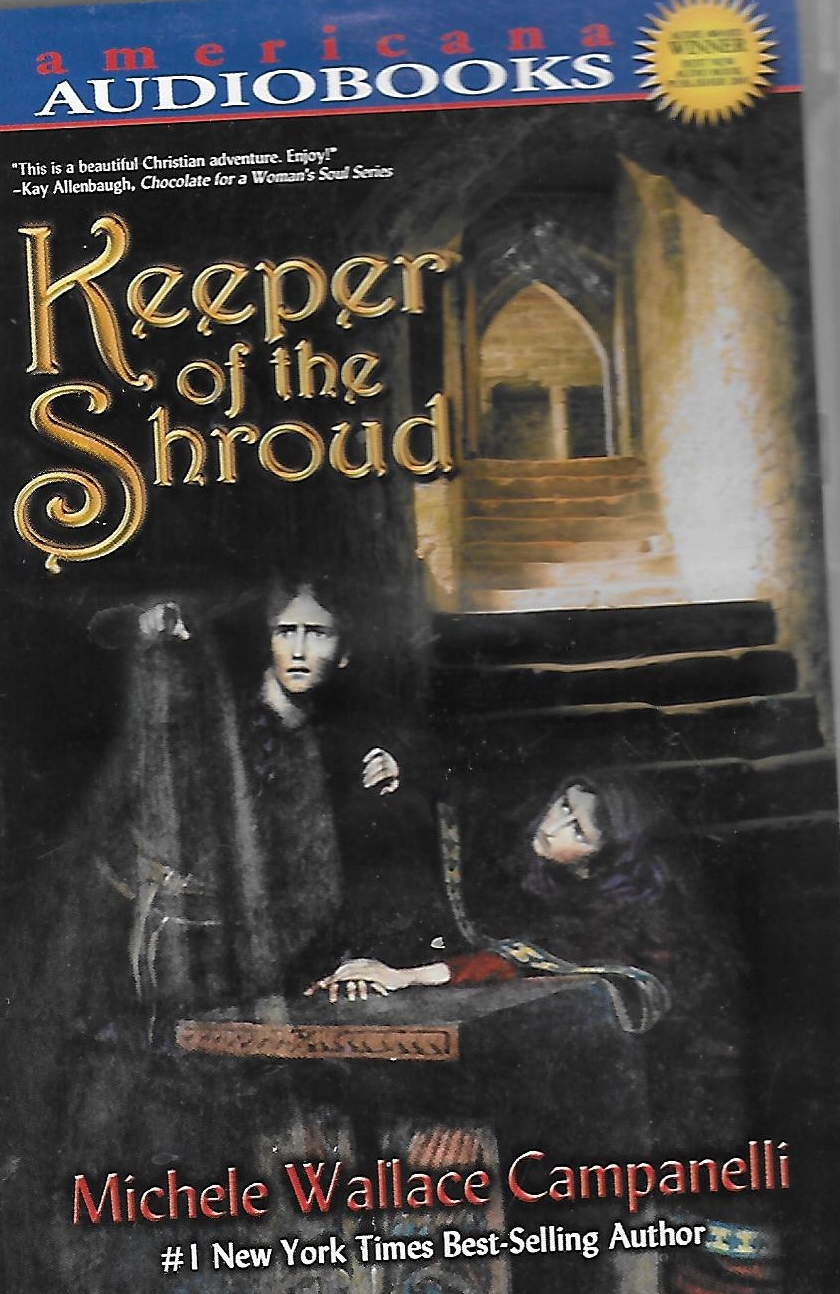 Book cover for for - Keeper of the Shroud