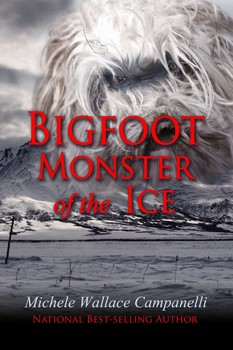 Book cover for for - Bigfoot Monster Of The Ice