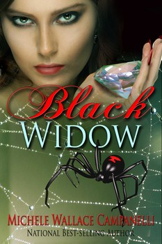 Book cover for for - Black Widow