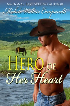 Book cover for for - Hero Of Her Heart